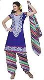 Parth Women's Cotton Unstitched Dress Ma...
