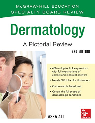 McGraw-Hill Specialty Board Review Dermatology A Pictorial Review 3/E (Mcgraw-hill Education Specialty Board Review) por Asra Ali
