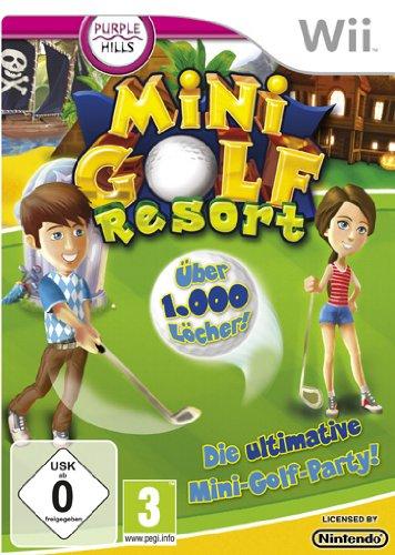 MiniGolf Resort - [Nintendo Wii]