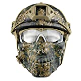 Paintball Masken,Fansport Airsoft