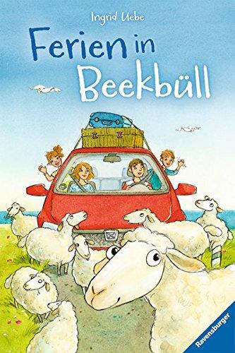 Buchseite und Rezensionen zu 'Ferien in Beekbüll (Kinderliteratur)' von Ingrid Uebe