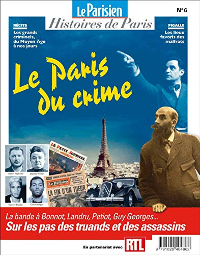 Le Paris du crime par Collectif