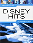 Really Easy Piano Disney Hits Easy Pf...