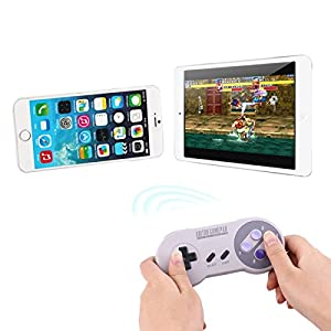 GOZAR 8Bitdo Snes30 Bluetooth Wireless Controller Gamepad Für Ios Android