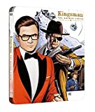 kingsman the golden circle Steelbook 4K Ultra HD + 2D Bluray Limited Edition Bluray Region Free