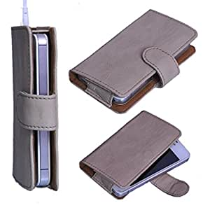 StylE ViSioN Pu Leather Pouch for Huawei Honor 3C