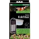 Dennerle Ersatzkartusche für Nano-Eckfilter (3er Pack), Innenfilter, Filtermaterial