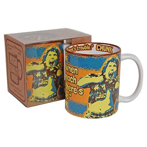 Goonies Chunk Truffle Shuffle Mug Gift