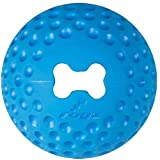 Rogz Gumz Futterball, Blau, Größe L