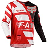 Fox Jersey Junior 180 Sayak, Red, Größe YL