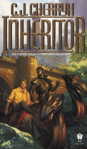 Inheritor (Foreigner series Book 3) (English Edition)