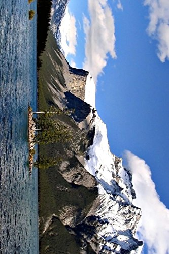 Price comparison product image Lake Minnewanka in Banff National Park,  Canada Journal: Take Notes,  Write Down Memories in this 150 Page Lined Journal