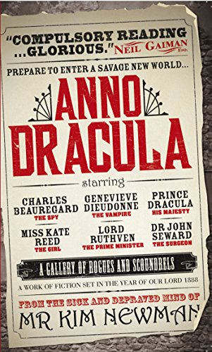 Anno Dracula par Kim Newman