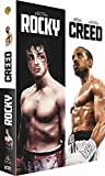 Coffret rocky 2 films : creed ; rocky [FR Import]