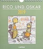 Rico und Oskar 2019: Wandkalender