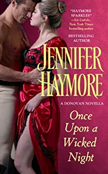 Once Upon a Wicked Night (A Donovan Novel Book 2) by [Haymore, Jennifer]