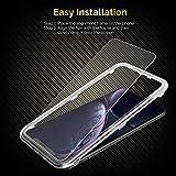 UNBREAKcable [Lot de 3 Verre Trempé Compatible avec iPhone XR, Film Protection Ecran...