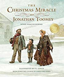 The Christmas Miracle of Jonathan Toomey with CD: Gift Edition by Wojciechowski, Susan (2007) Hardcover