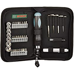 Bosch 2607019506 Mixed Set Coffret d'accessoires 38 pièces