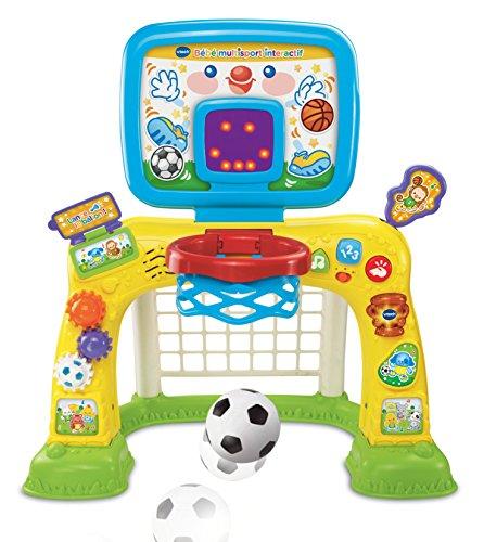 V Tech - Bébé multisport interactif