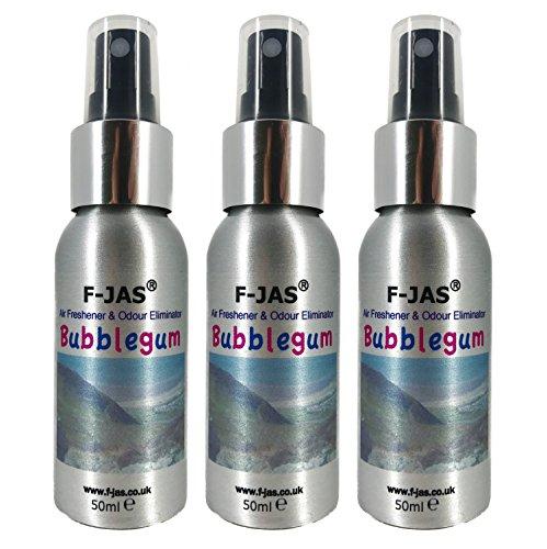 Preisvergleich Produktbild F-JAS Lufterfrischer und Geruch Eliminator 50ml (3Stück)
