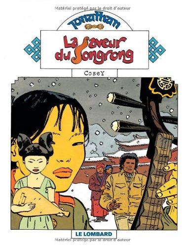 Jonathan, tome 13 : La Saveur du Songrong