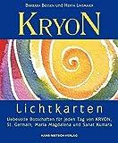 Kryon-Lichtkarten (36 Karten) - Liebevolle Botschaften für jeden Tag von Kryon, St. Germain, Maria Magdalena und Sanat Kumara - Barbara Bessen