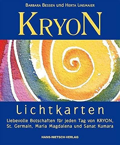 Kryon-Lichtkarten (36 Karten) - Liebevolle Botschaften für jeden Tag von Kryon, St. Germain, Maria Magdalena und Sanat Kumara