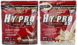 All stars Hy-Pro 85 Beutel 2er Mix Pack (2 x 500 g) Schoko/Vanille, 1er Pack (1 x 1 kg)