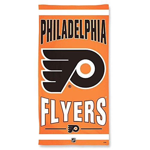 NHL Philadelphia Flyers Strandtuch, Team Farbe, eine Größe