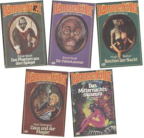Dämonenkiller 5 Romane