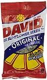 David Seeds Original Sonnenblumenkerne, 49.6 Gramm Beutel