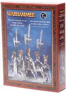 Games Workshop - 99110210120 - Warhammer - Figurine - Gardes Phenix