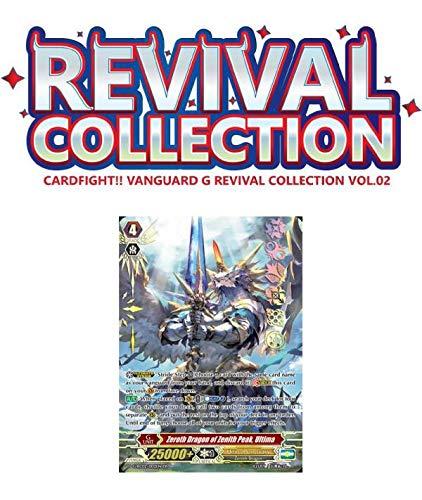 Cardfight VGE-G-RC02 Vanguard G-Revival Collection Vol.2-Booster Display mit 10 Packungen (Vanguard-karten)