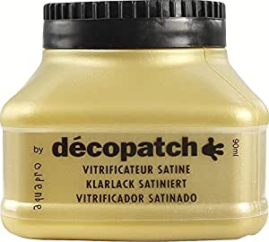 Decopatch VA90BO 90 ml Aqua Pro Professional Varnish