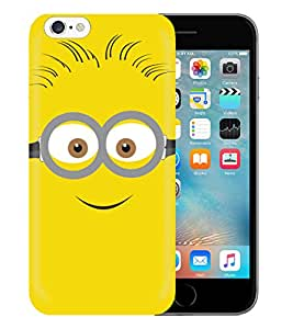 Kapa Designer Printed Protective Back Case Cover for Apple iPhone 6 (FI09)