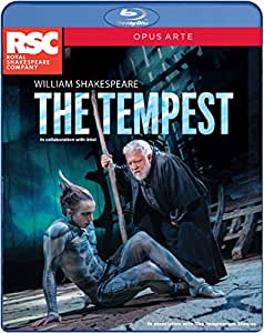 The Tempest (Royal Shakespeare Company, 2017) [Blu-ray]