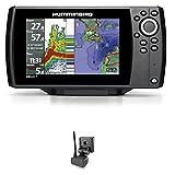 Humminbird Helix 7Chirp Fishfinder GPS G2Nautical Chart Plotter Combo Fixed Installation