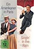 Gene Kelly : Singin' In The Rain / Ein Amerikaner In Paris - 2 DVD Set