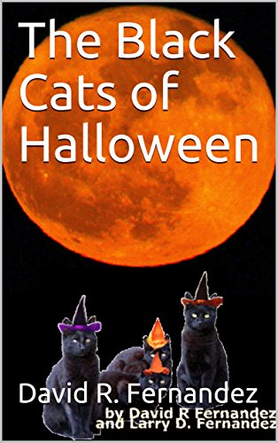 The Black Cats of Halloween (The Lady of the Woods Book 2) (English Edition)