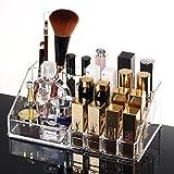 HQdeal Kosmetikorganiser Kosmetik-Organizer Makeup Sortierkasten mit Schubladen Acryl - 4