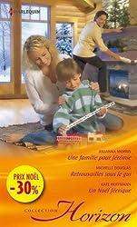 Une famille pour Jérémie - Retrouvailles sous le gui - Un Noël féérique