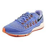 Nike Damen Wmns Nike Air Zoom Odyssey Laufschuhe 749339-400, Blau (Chalk Blue/Black-Sl-Hypr Orng), 40 EU