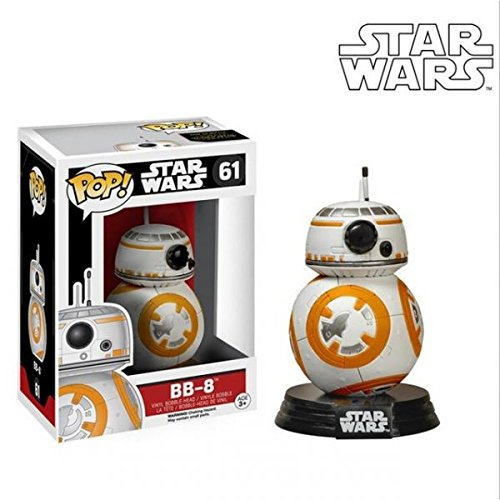 FIGURA POP STAR WARS: EPISODIO VII BB-8