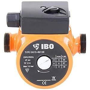 Circulateur heizungspumpe iBO de15 130/pompe à rotor de rechange pour chauffage de l'eau chaude