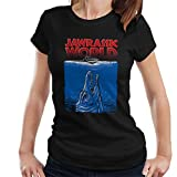 Jawrassic World Mosasaurus Jurassic Jaws Women's T-Shirt