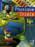 Physique Chimie: Programme 2007