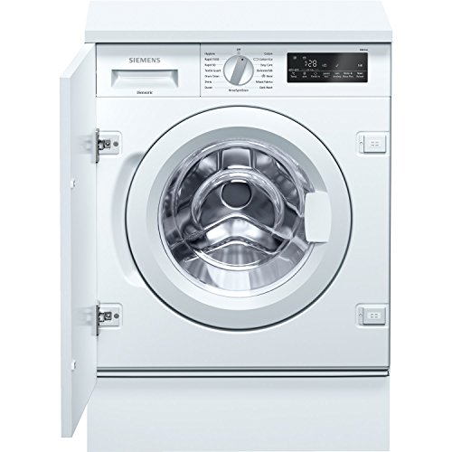 Siemens WI14W500GB 8kg 1400rpm Integrated Washing Machine - White