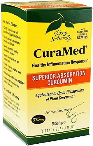 Terry Naturally Curamed (375 mg, 60 weichgele)  -