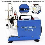 YIYIBY Pompe à air haute pression électrique 300BAR 30MPA 4500PSI compresseur PCP...